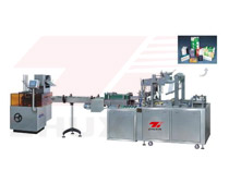 Complete packing (outside packing box) equipment production line